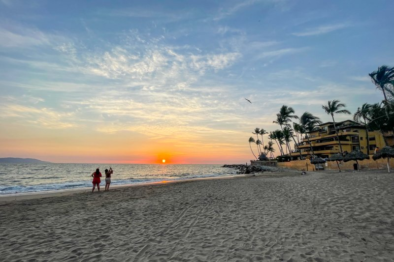 beach puerto vallarta mexico
