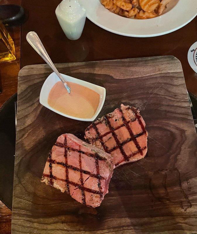 la vaca steak