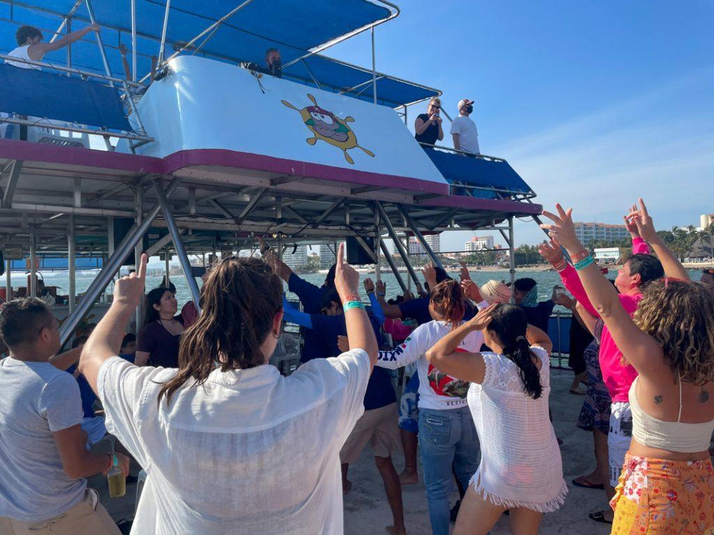 boat to islas marietas