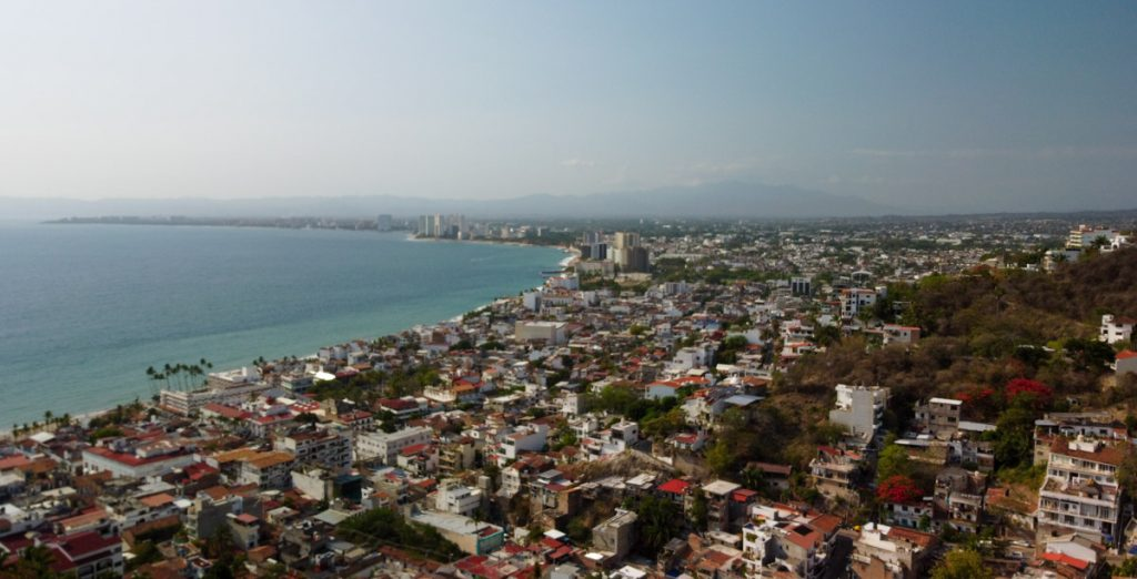 bay of banderas puerto vallarta