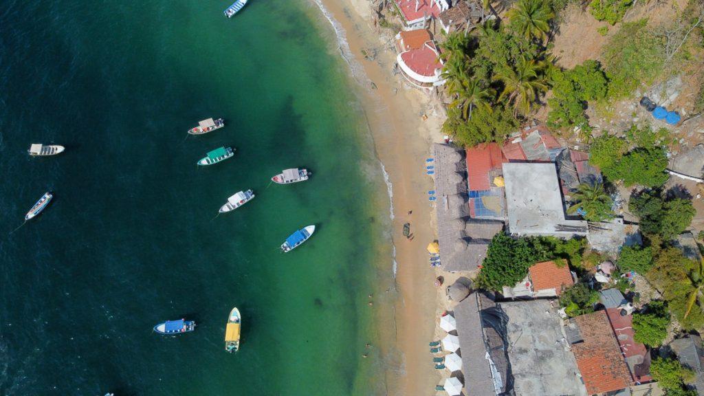 las animas beaches near puerto vallarta