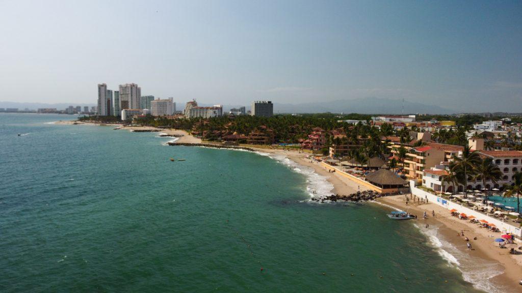 playa las glorias puerto vallarta beaches