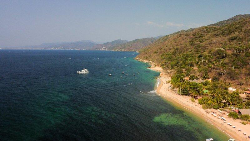 quimixto beach mexico