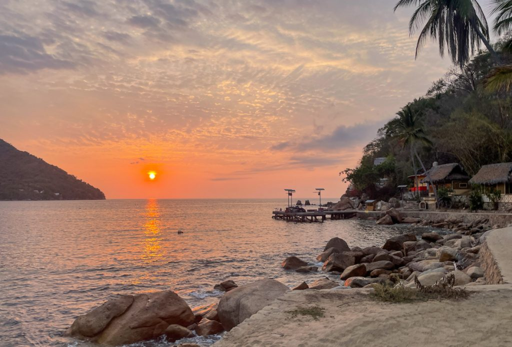 beach free things to do in puerto vallarta