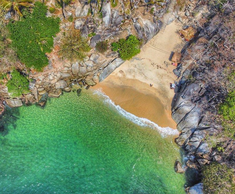 colomitos beach mexico
